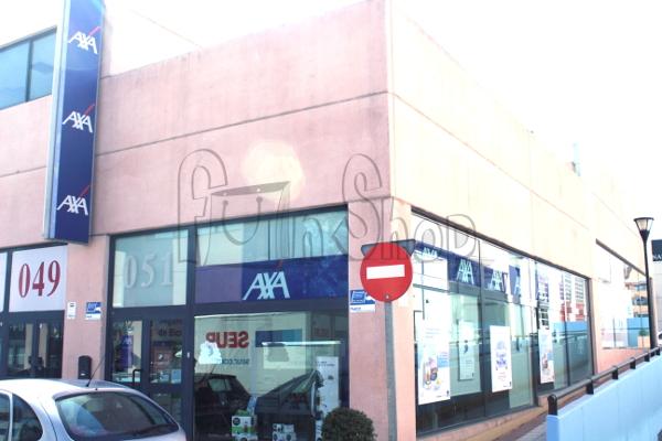 Maxahonda y castellano oficina axa las rozas funshop tu for Oficinas de axa