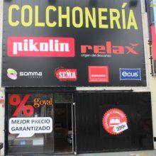 Colchonería Goyal