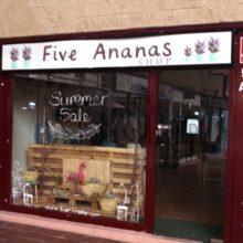 Five Ananas
