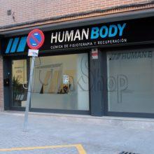 Human Body Fisioterapia