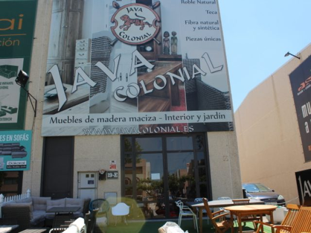 Java Colonial – calle Londres