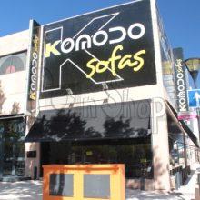Komodo Sofas