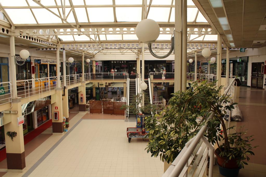 Interior 2 del Centro Comercial Las Rozas 2 - La Tortuga