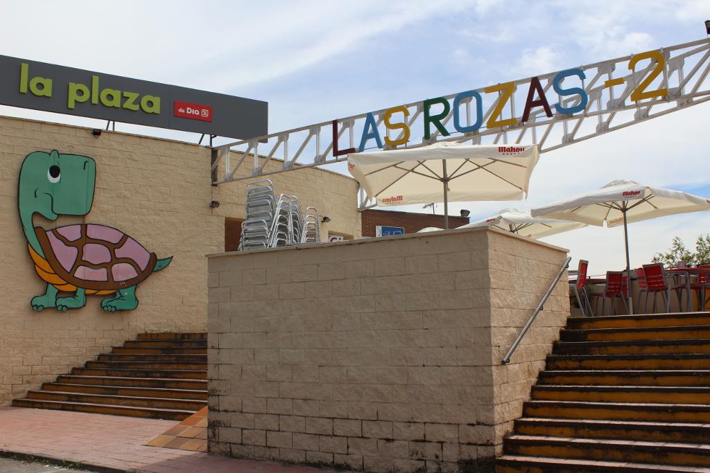 Centro Comercial Las Rozas 2 - La Tortuga
