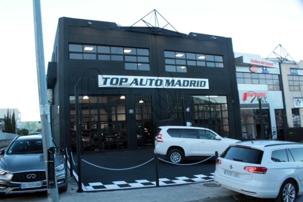Top Auto Madrid