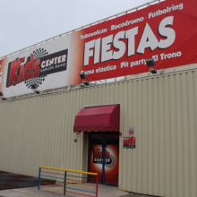 Kids Center Carlos Sainz
