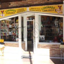 Papelería Librería Coronado