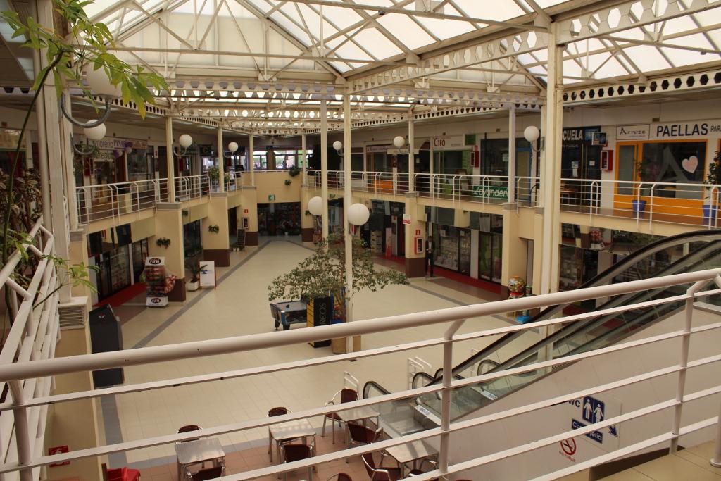 Interior 1 del Centro Comercial Las Rozas 2 - La Tortuga